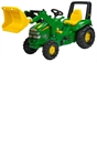 John Deere Xtrac with Loader