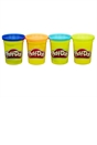 Play-Doh 4-Pack of Colours Assortment
