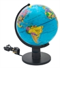 25cm Light up Globe