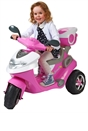 Pink Electric Scooter 6V Ride On