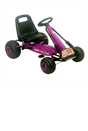Purple Racing Team Go Kart