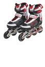 Blindside Inline Skate 4-7 (UK) Red/Whote