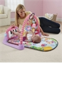 Fisher Price Kick & Play Piano Gym  & Play Mat Pink