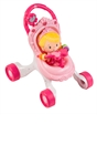 Fisher Price Princess Stroller & Doll Gift Set