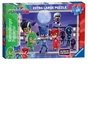 PJ Masks 60pc Glow in the Dark Puzzle