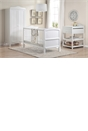 Babylo Ella Cot Bed White