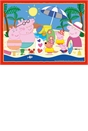PEPPA PIG 4 IN A BOX PUZZLE