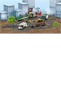 Lego 60198 City Cargo Train Set Remote Control Battery Powered