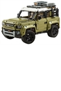 Lego 42110 Technic  Land Rover Defender Off Roader  4x4 Toy