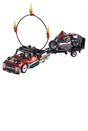 Lego 42106 Technic Pull Back Stunt Show Truck & Bike 2 in 1 Set