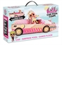 LOL Surprise! Car-Pool Coupe with Exclusive Doll, Surprise Pool & Dance Floor