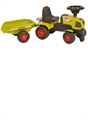 Claas Baby Sit N Ride Tractor & Trailer